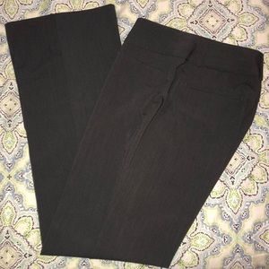 Alfani women's work trousers gray 4